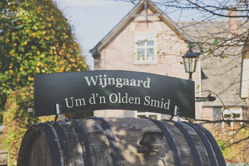 wijngaard um d'n olden smid